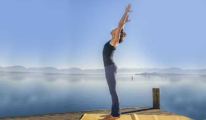 This pose helps improve concentration and attentiveness