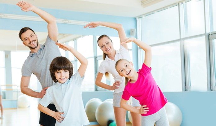 Teach them the importance of fitness to get them involved actively