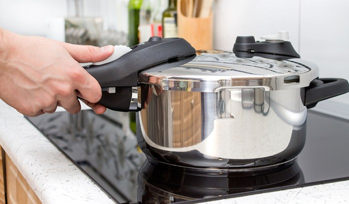 Cooking in a pressure cooker is the most effective method to tenderize dry beans