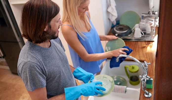 Gender equality in parenting They Divide And Share Household Chores