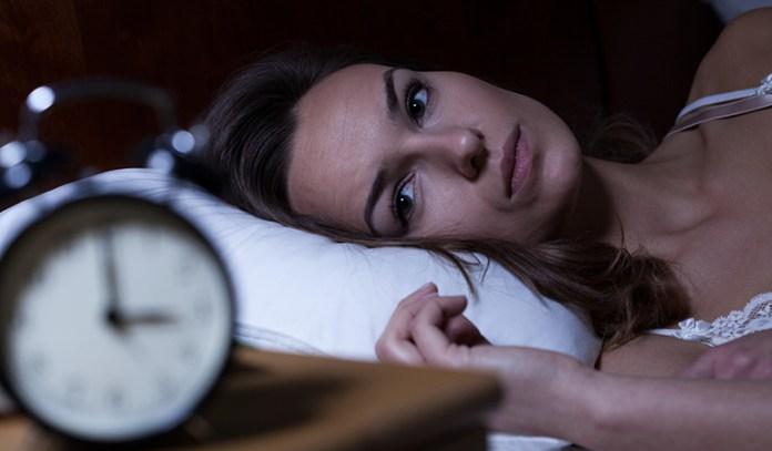 Exercise treats insomnia