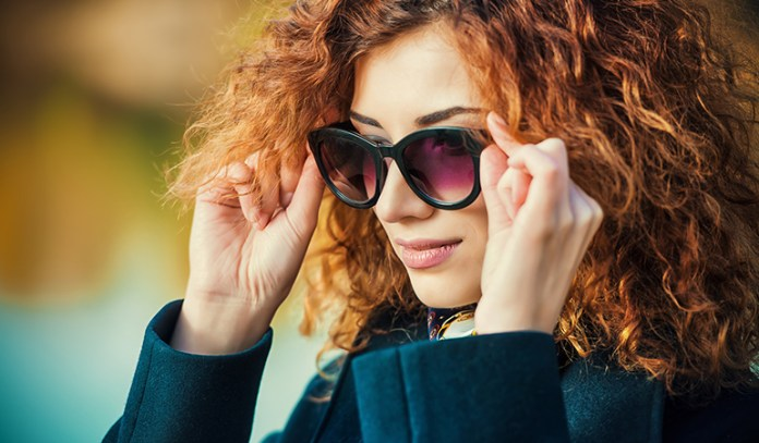 Wear Sunglasses To Prevent Crow's Feet