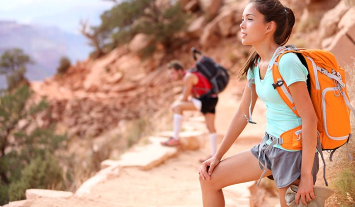 Hiking May Lead To Dehydration