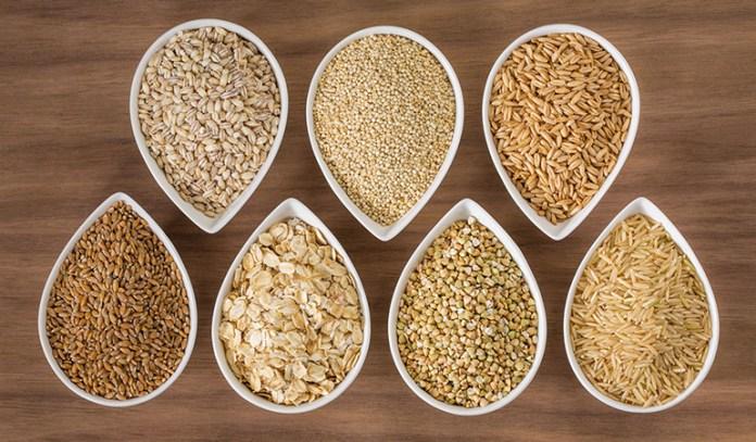 High Fiber In Whole Grains Controls Blood Sugar