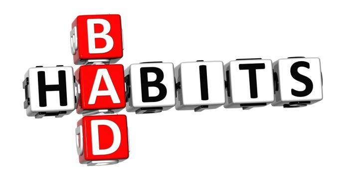 Bad Habits That Could Be Good For You