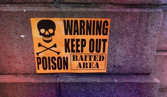 Rat Poison Alert