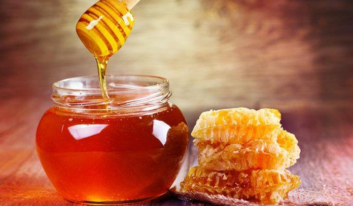 Honey Has Antiseptic Properties