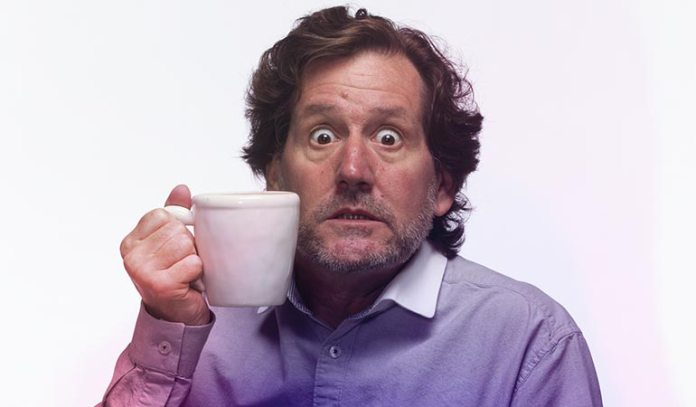 Over consumption of caffeine