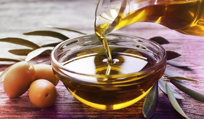 Olive oil is highly effective for the treatment of dry hair.