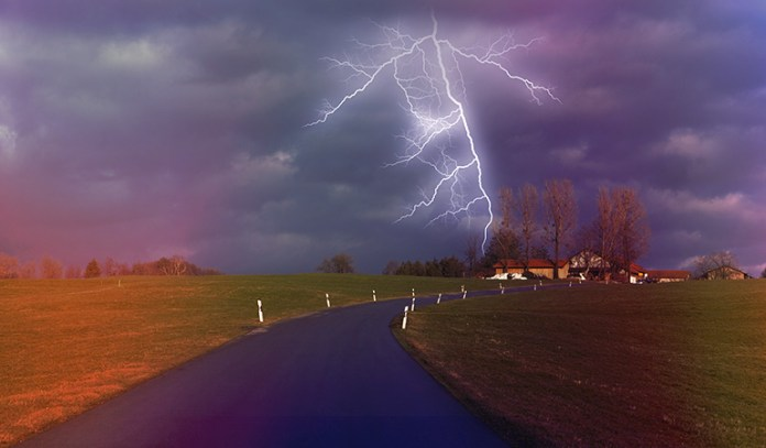 Those Scary Thunderstorms