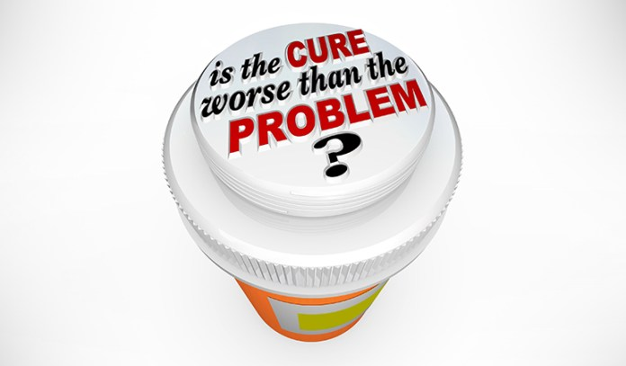 Allopathic medicines have serious side-effects