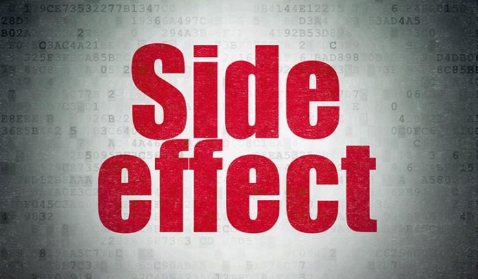 Ayurvedic medicines can has minor side-effect