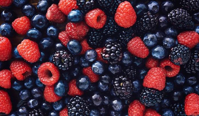 Berries help in fighting breast cancer