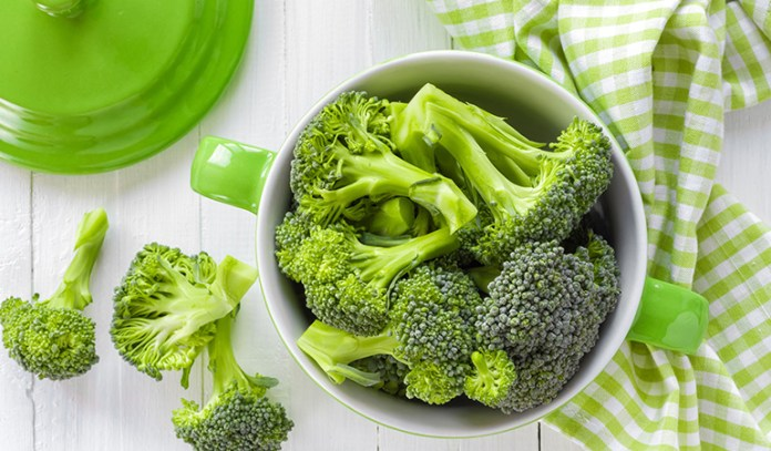 Broccoli is good for breast cancer patients
