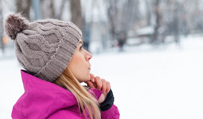 Your Brain Reacts To Temperature Change By Getting Your Body To Regulate Its Temperature