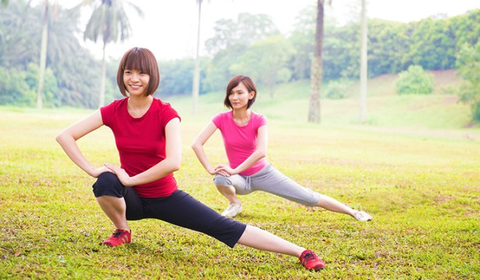 Doing the exercises that suits your schedule is best