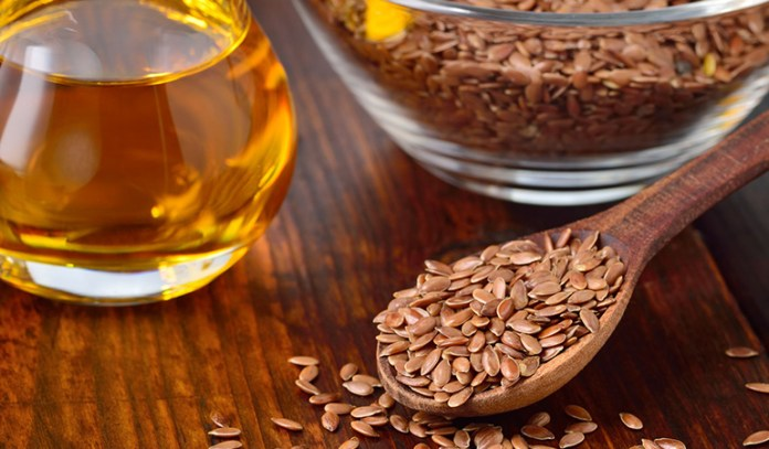 Flaxseeds are good at helping with breast cancer