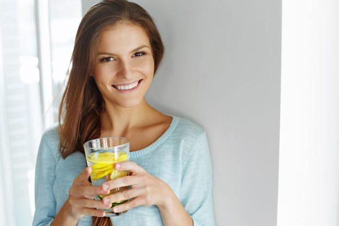 lemon water is good for detoxification