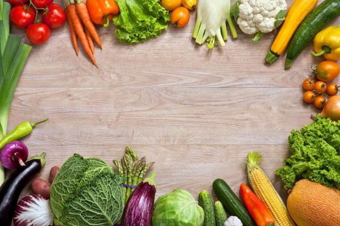 Nutritious diet slows down skin aging