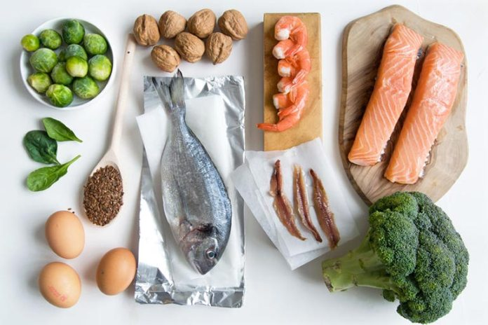 Foods rich in omega-3s can prevent daytime drowsiness