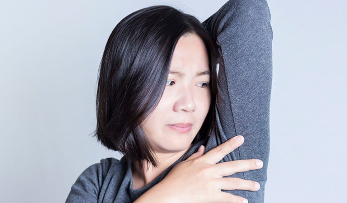 Cold Weather Helps Improve Body Odor