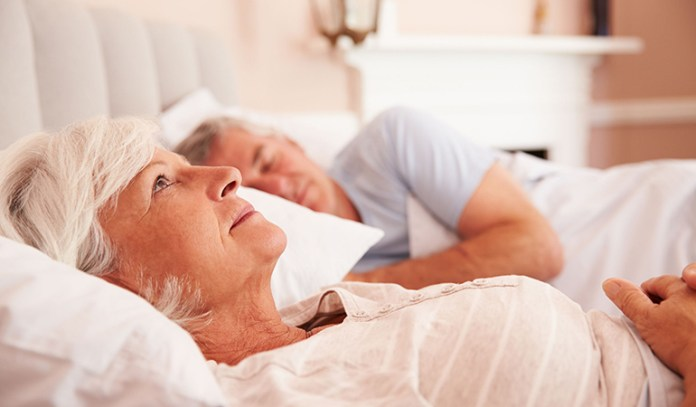 With age, Insufficient Sleep Affects Sex