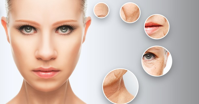 Signs of skin-aging