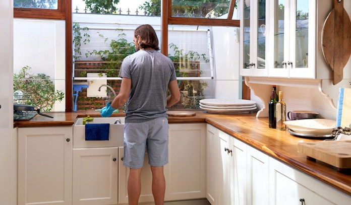 Men's Participation In Housework Is Linked To Their Sexual Frequency