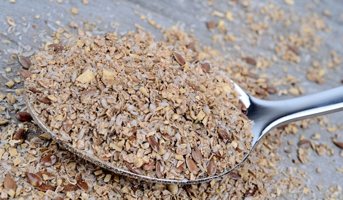 Oat bran is free of added sugar