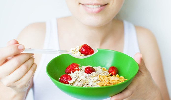 Oats keep you satiated for longer