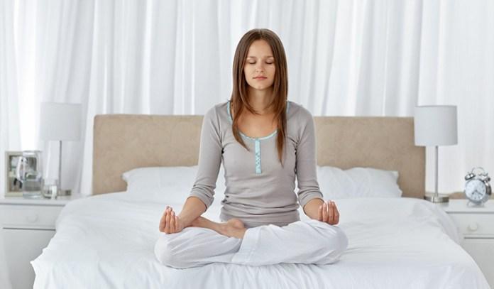 Practicing Meditation Can Overcome Sleepless Nights