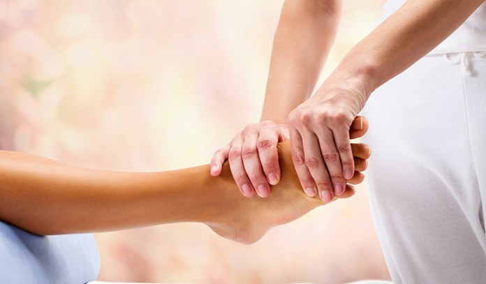 The patients feel warmth, relaxation and happiness when they are under the influence of touch.