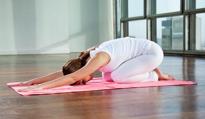Shishuasana Can Help Ease Back Pain