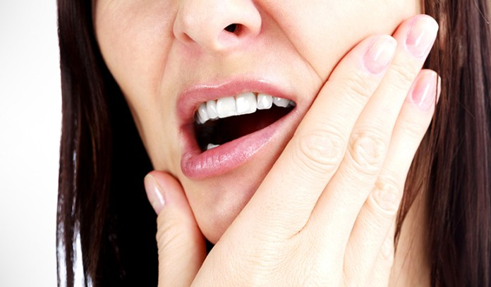 Teeth and gums need to be healthy