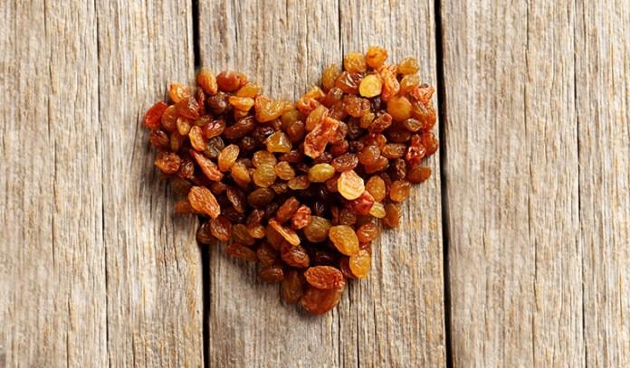 Raisins Can Keep Your Heart Healthy