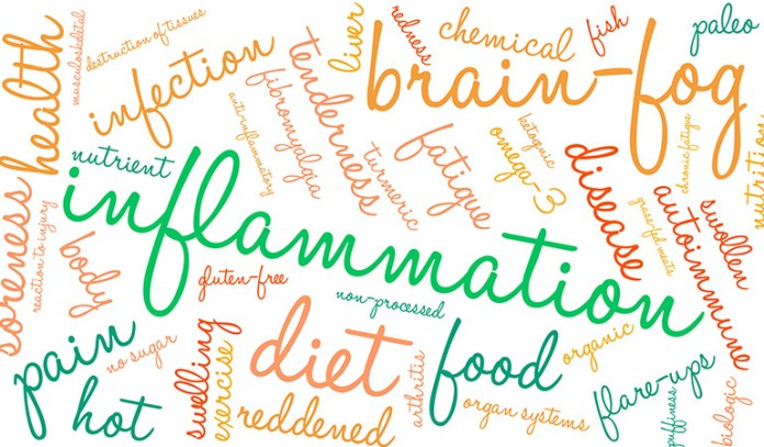 Eliminating Meat Reduces Body Inflammation