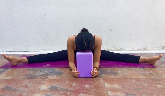Wide-Legged Forward Bend (Upavistha Konasana)