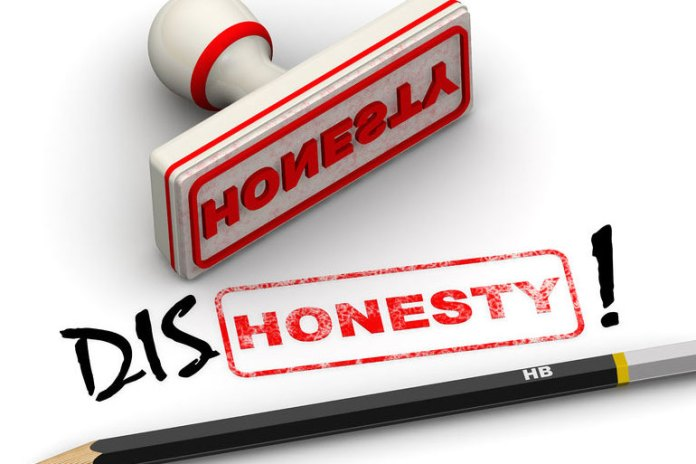Anxiety and dishonesty are usually seen in infidelity