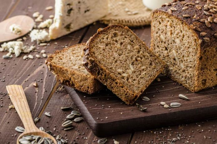 Whole grains come with the kernel's fiber-rich outer shell, also known as bran and are thus rich sources of fiber.