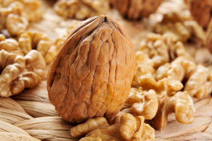 Walnuts Provide Omega-3 Fats, Needed For Brain Health