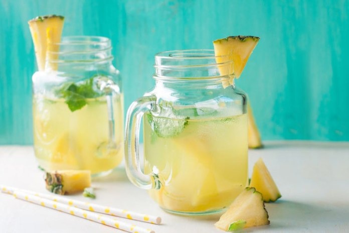 Pineapple and fennel promote weight loss and help relieve pain