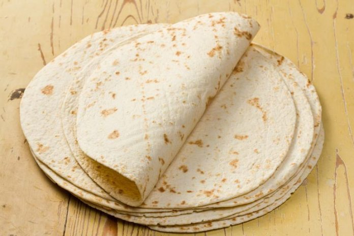 Low-carb tortillas contain very little carbs and have a soft texture