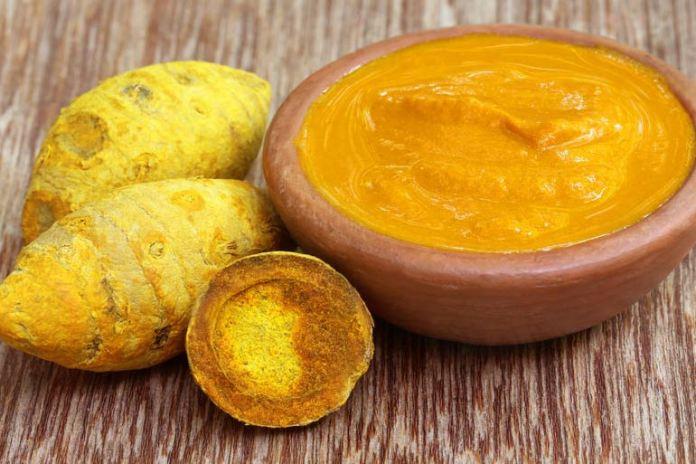 turmeric can treat sebaceous cysts