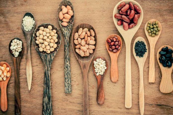 Beans and legumes are the easiest and one of the healthiest ways to get more fiber into your system.