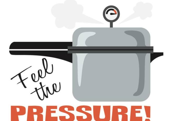 Using the pressure cooker is convenient