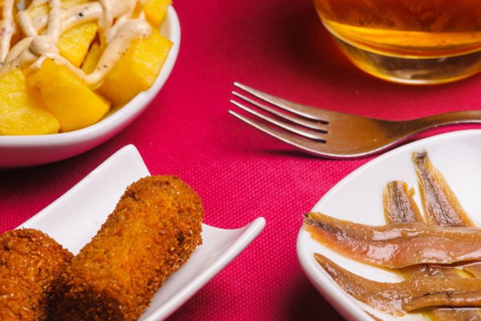 Keeping portions will help with the total food intake