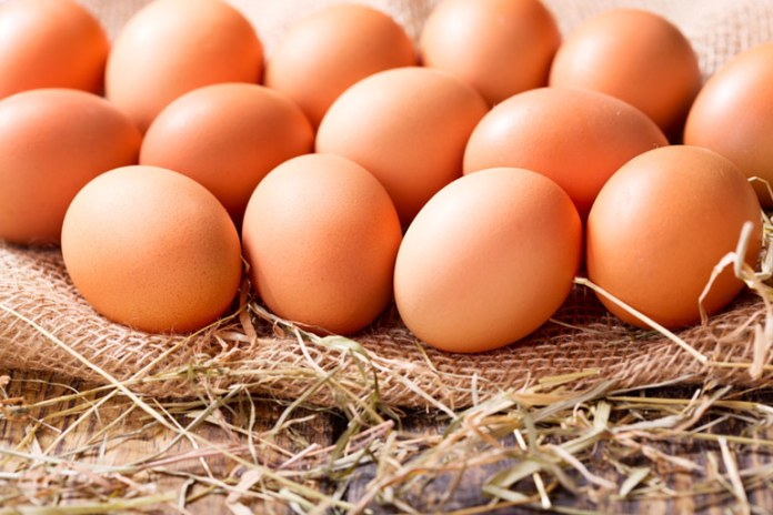 Eat More Eggs To Lower The Iron Level In The Body