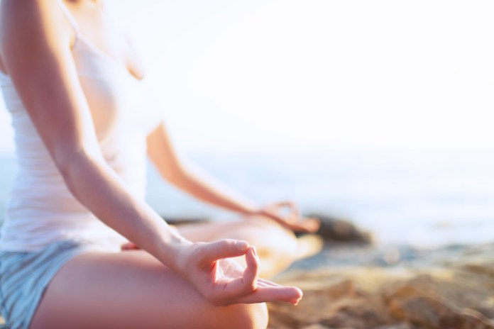 Yoga activates the parasympathetic nervous system that helps relax tense back muscles and brain nerves in times of stress.