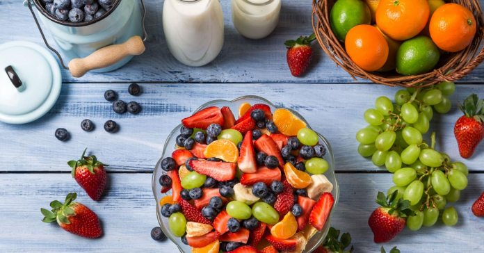 Fruits help to boost iron levels