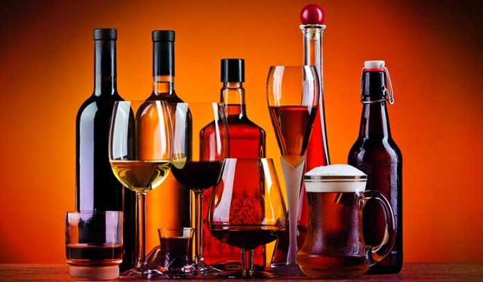 Alcoholic beverages can cause colorectal, larynx, liver, breast, esophagus, oral cavity, pharynx, and pancreatic cancer